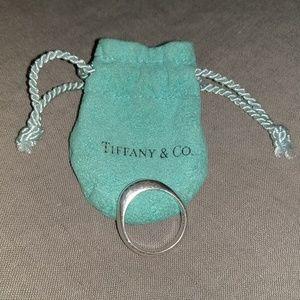 Tiffany Twist Band Dome Ring, Rare